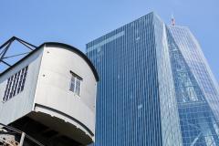 EZB und Osthafen