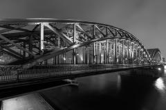 Köln, Eisenbahnbrücke