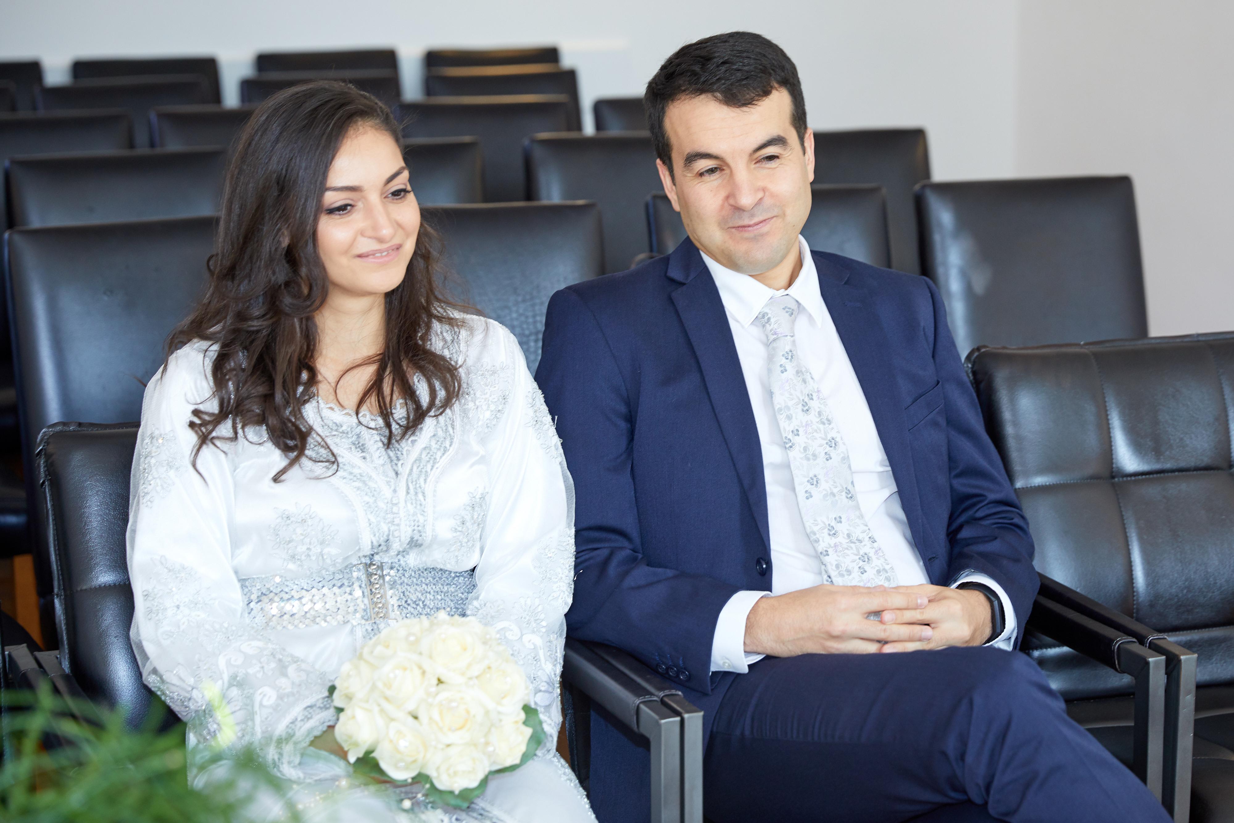 Hochzeit Bensetti