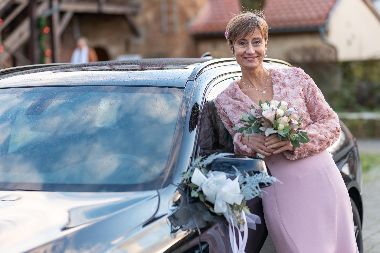 Hochzeit Nicole Wolff