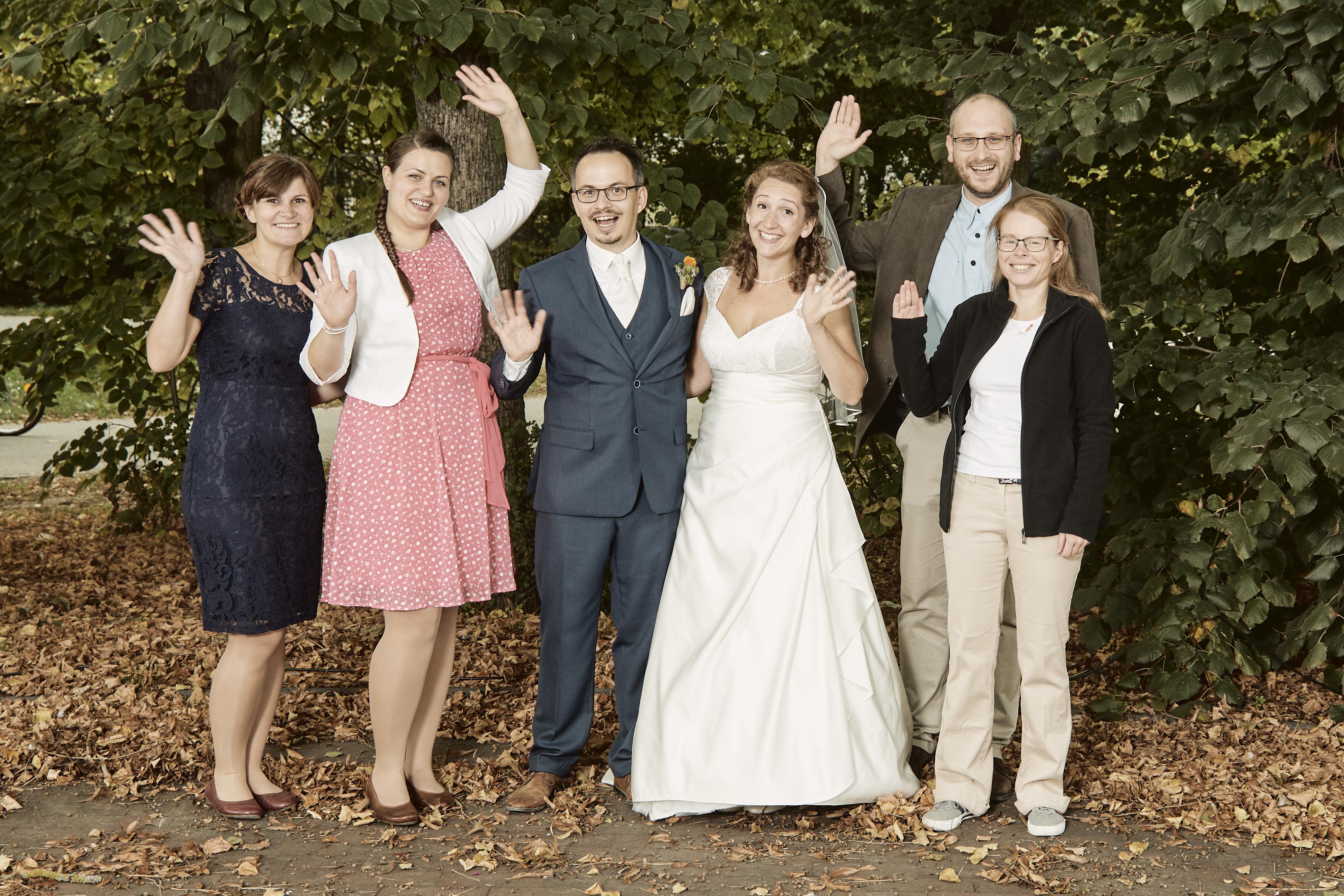Hochzeit Mareike und Christoph